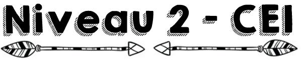 EDL CE1/CE2 P2