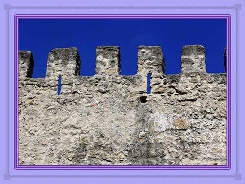 Avec Dieu vous franchirez les murailles