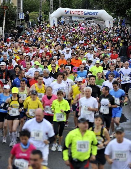 1er Marathon d'Arles les Alpilles