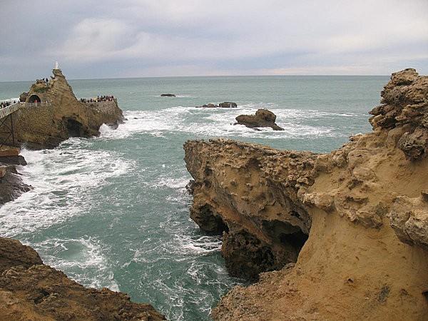 biarritz le rocher de la vierge7