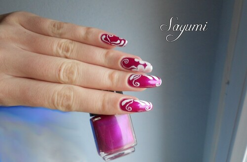 Nail Art Baroque