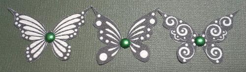 Scrap / Encore des papillons !