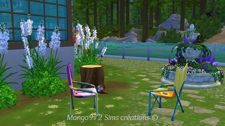 Maison de campagne la Floraison