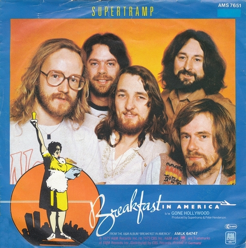 Supertramp, Live At Pavillon de Paris