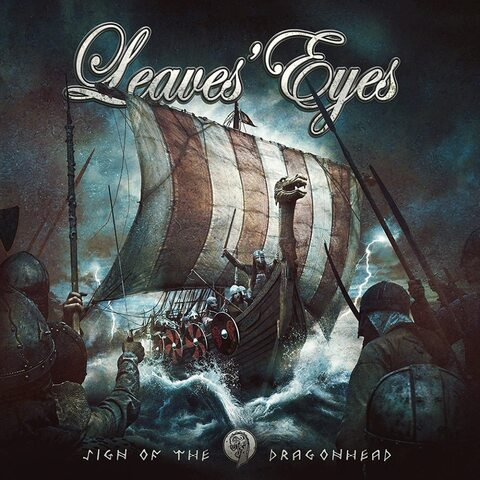 "LEAVES' EYES - ""Jomsborg"" (Lyric vidéo)"