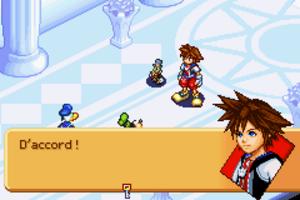Kingdom Hearts: Chain of Memories - Chapitre 1 - Ville de traverse