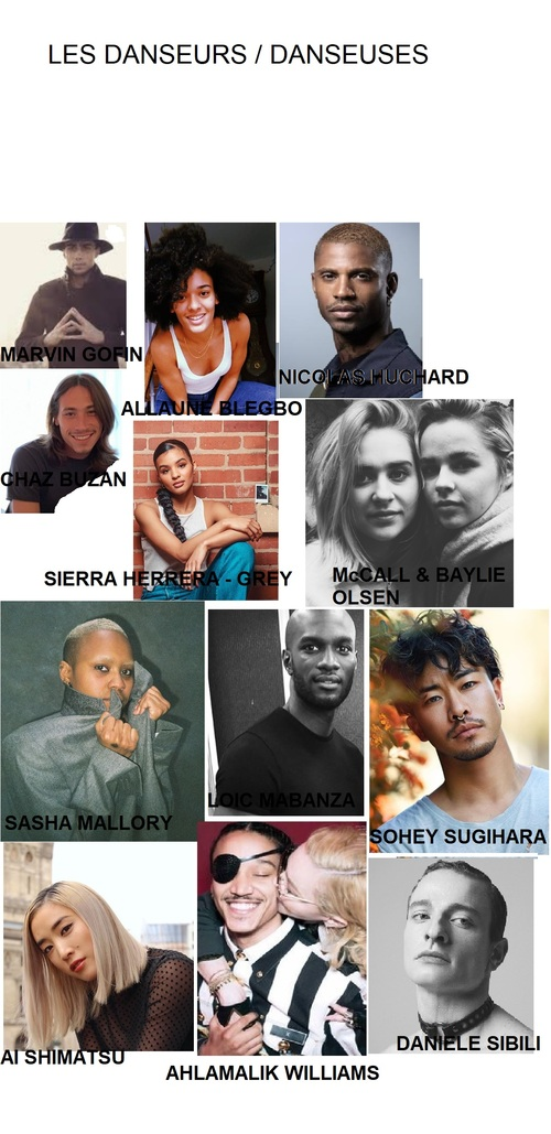 Madame X TOUR - cast and crew