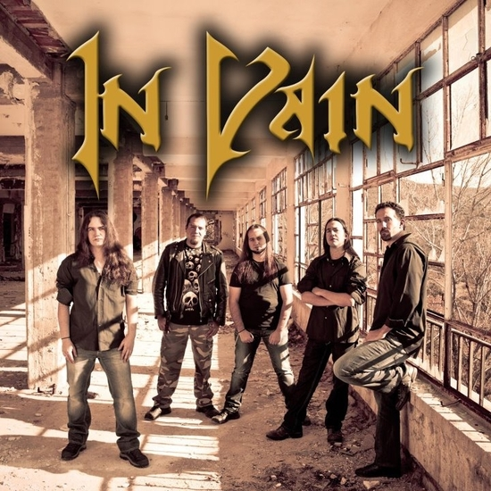 IN VAIN_Band