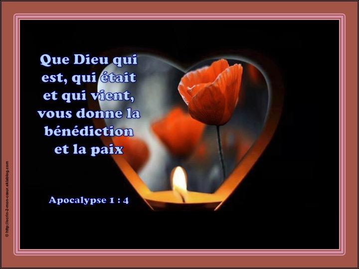 Ronde Versets du coeur 29