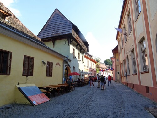 Sighisoara en Roumanie (photos)