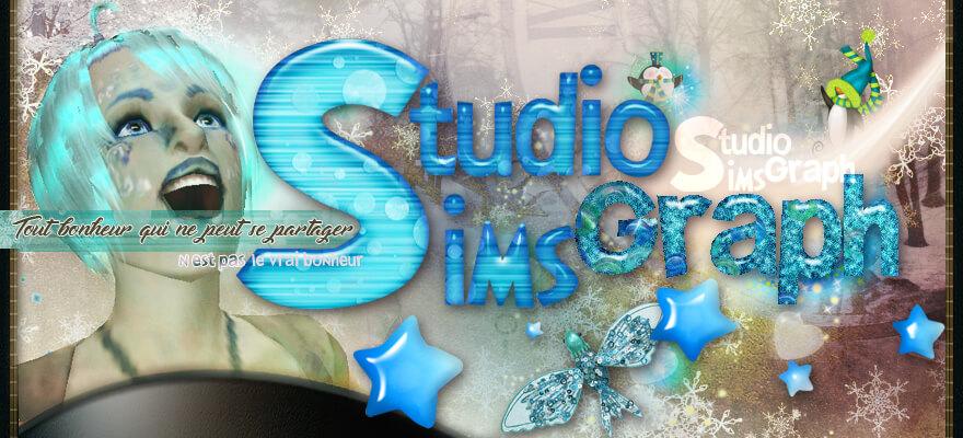 ♦ Studio Graph' Sims ♦