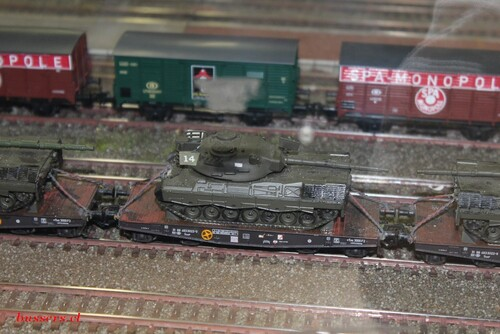 les trains minatures d'ougrée 2015