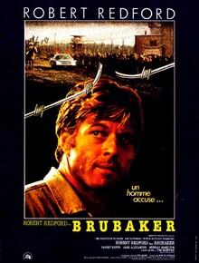 BOX OFFICE FRANCE 1981 BRUBAKER