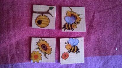 inchies abeilles