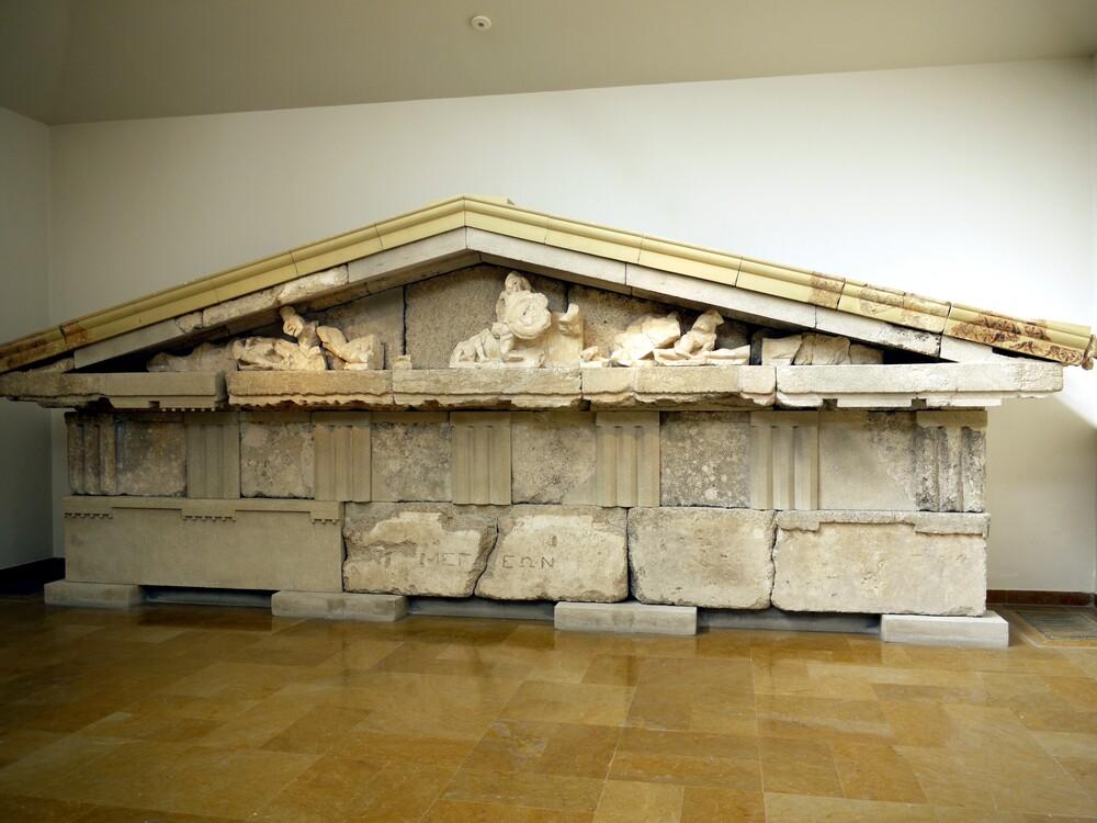 Musée d'Olympie - Grèce