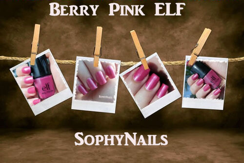 Berry Pink ELF