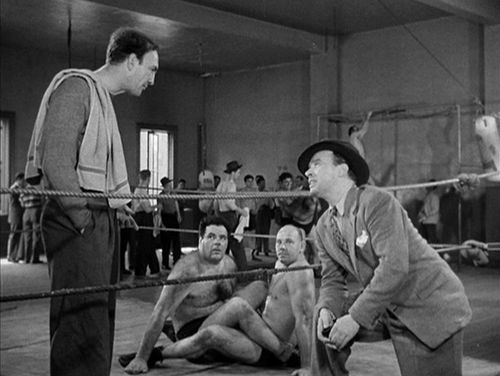 La cité sans voile, The naked city, Jules Dassin, 1948