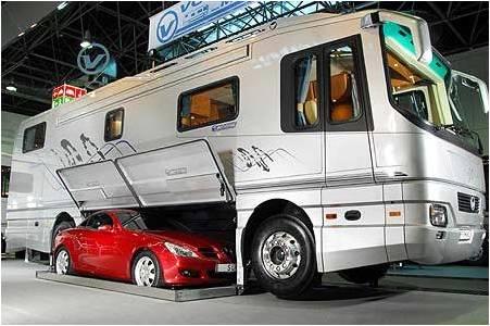 Coût d'un Camping-car