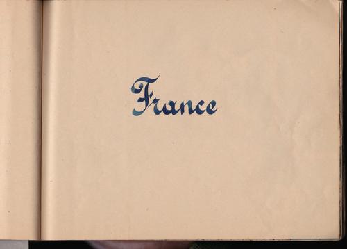 * Trésors d'archives : le Journal de Marche illustré de Jean BERNHARDT (B.M. 21)