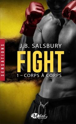 Couverture de Fight, Tome 1 : Corps à Corps