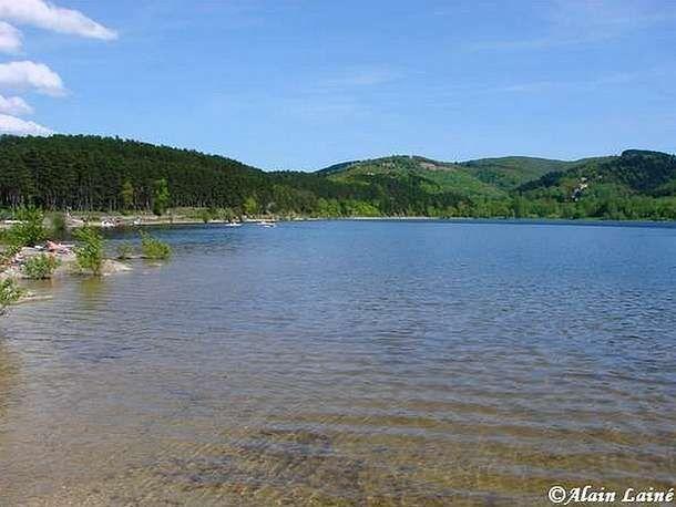 Lac St Féréol-Mai08-1