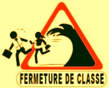 Fermeture de classe à Beuvry !