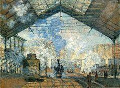 """L'impressionnisme""- conférence vendredi 25 septembre"