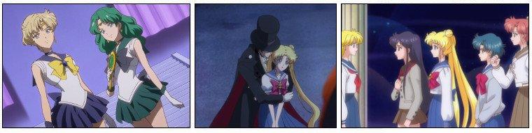 Animation Japonaise ❖  Sailor Moon: Crystal