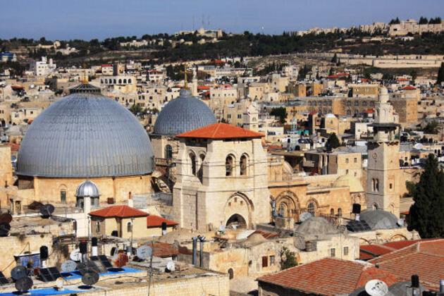 Vieille ville de Jérusalem