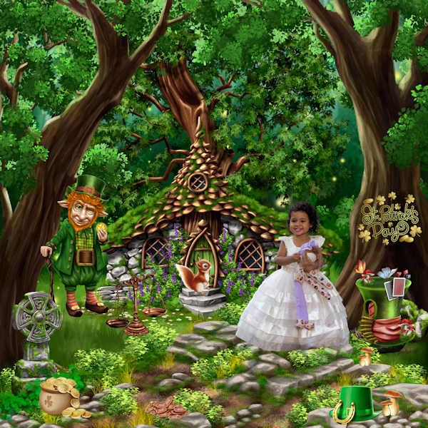 HAPPY ST PATRICK DAY - jeudi 25 février / thursday february 25th Happys12