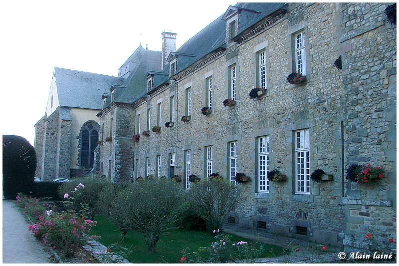 Abbaye de Paimpont - Bretagne