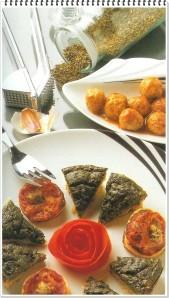 34)boulettes sauce tomate