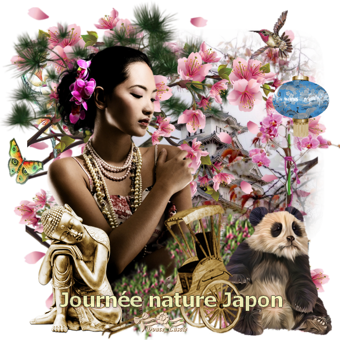 Fête nature du japon