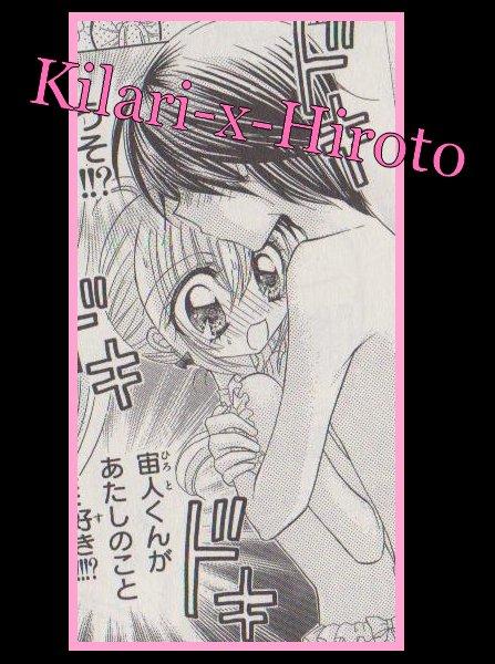 Images de Kilari et Hiroto: Quelques Scans