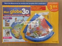 N° 1 Mon globe 3D - Test