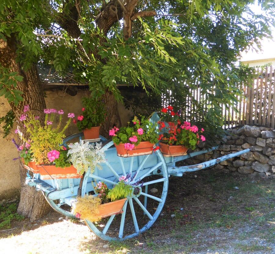Petit retour en arrière : Saint-Ours ( Alpes de Hte Provence ).