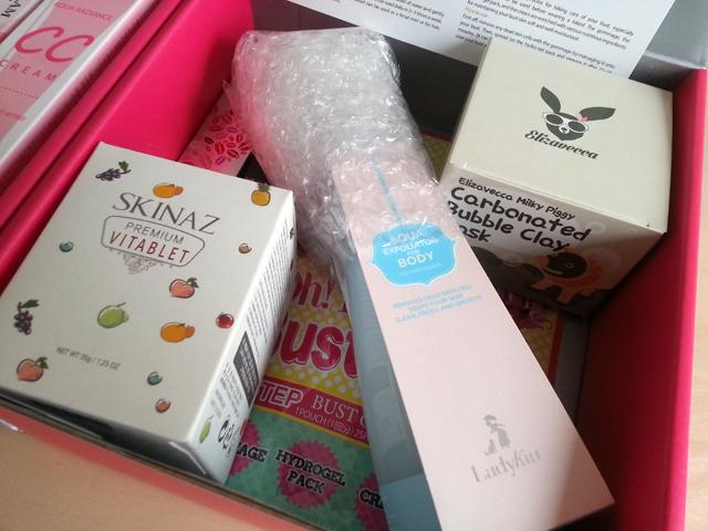 Memebox Special #16 OMG! BOX : Lorsque l'on veut sortir de l'ordinaire !