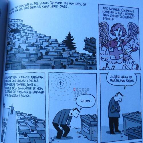 [Lecture] Chroniques de Jérusalem, de Guy Delisle