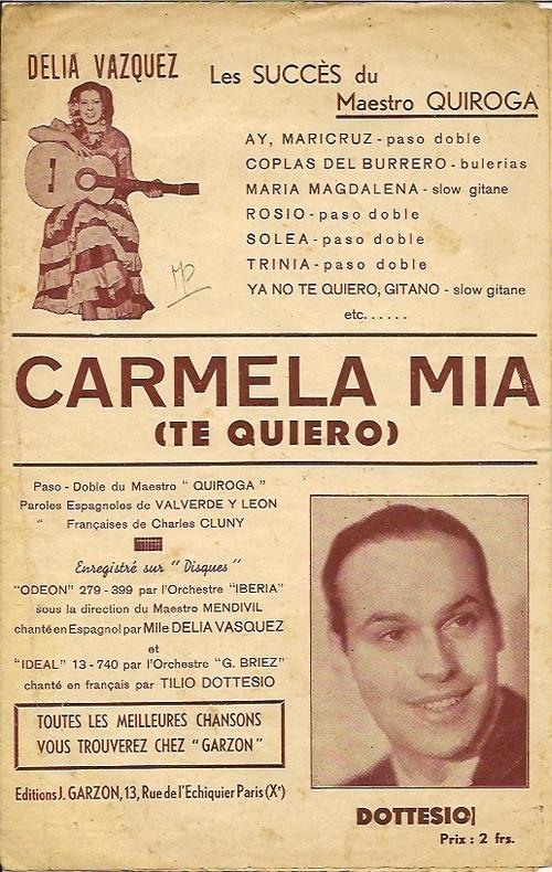 Carmela Mia