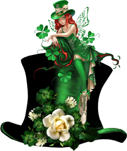 Tubes Saint Patrick