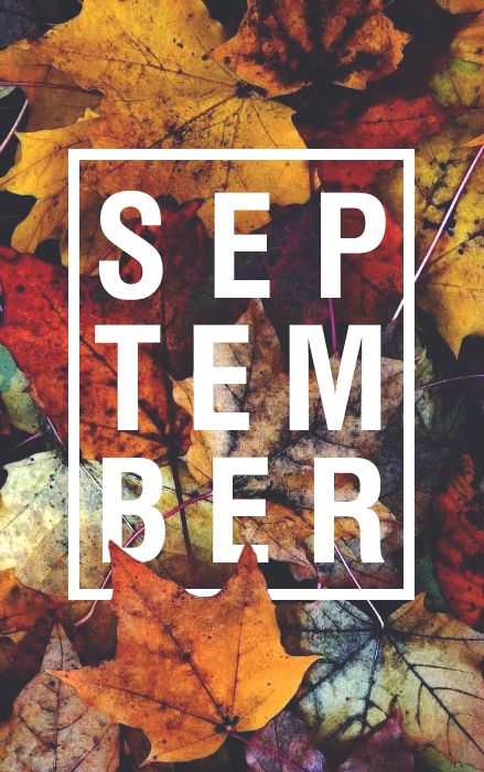 Inspirations de Septembre