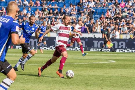 Acheter maillot Dynamo Dresden 2018 2019 Exterieur