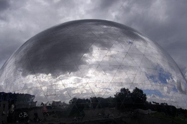 Paris géode