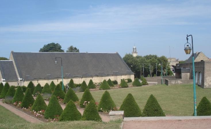 Jardin à Gravelines...