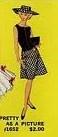 Barbie vintage : Pretty As A Picture