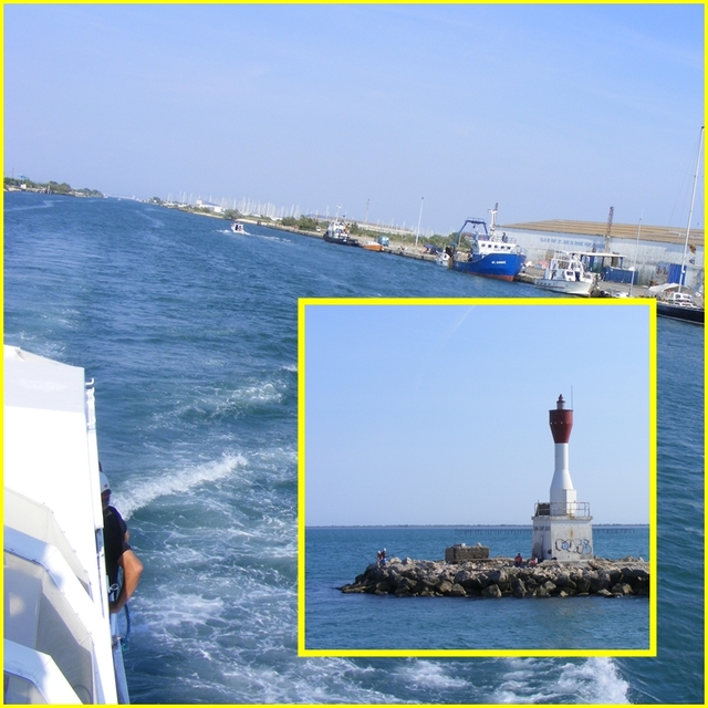 Les terrasses de la mer