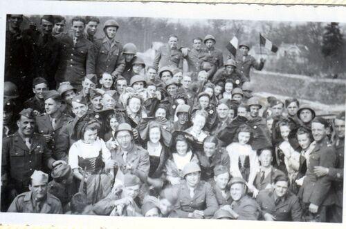 * Évocation de la Bataille du Ried - La bataille d'Erstein-Krafft - Janvier février 1945