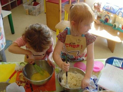 Atelier-cuisine avec les GS - 1