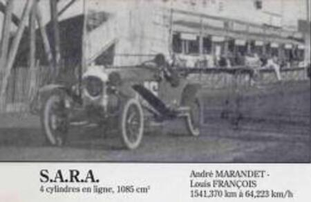 S.A.R.A (1924-1928)