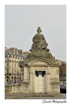 Paris - Paris - Île de France - 23 Novembre 2014 - Place de la Concorde